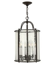 Hinkley Lighting 3478 Gentry 14 Inch Foyer Pendant