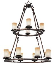 Maxim Lighting 10977 Notre dame 32 Inch Chandelier