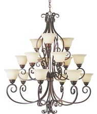 Maxim Lighting 12209 Manor 45 Inch Chandelier