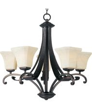 Maxim Lighting 21065 Oak Harbor 28 Inch Chandelier