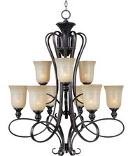 Maxim Lighting 21306 Infinity 33 Inch Chandelier
