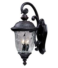 Maxim Lighting 3496 Carriage House DC 2 Light Outdoor Wall Light