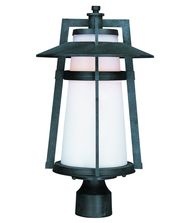 Maxim Lighting 3530 Calistoga 1 Light Outdoor Post Lamp