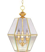 Maxim Lighting 90350 Bound Class 13 Inch Foyer Pendant