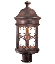 Minka Lavery 8286 Sage Ridge Dark Sky 1 Light Outdoor Post Lamp