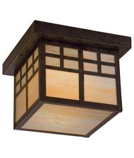 Minka Lavery 8609PL Scottsdale II Energy Smart 1 Light Outdoor Flush Mount