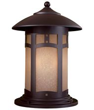 Minka Lavery 8725 Beacon Rhodes 3 Light Outdoor Pier Lamp