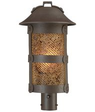 Minka Lavery Lander Heights Energy Smart 1 Light Outdoor Post Lamp
