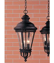Murray Feiss OL1911 Castle 4 Light Outdoor Hanging Lantern