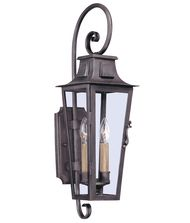 Troy Lighting B2962 French Quarter 2 Light Outdoor Wall Light