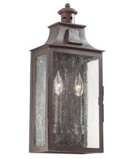 Troy Lighting BCD9008 Newton 2 Light Outdoor Wall Light