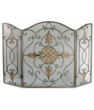 Uttermost 20508 Egan Fireplace Screen